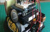 MJRoBot I - étapes simples pour construire un robot autonome.