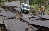 Tremblement de terre sécurité
