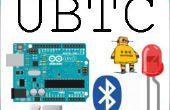 Arduino universel Bluetooth Connect - contrôle votre Arduino avec votre appareil Android