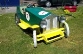 SOAP Box Derby Cart
