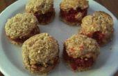 Macarons de PBJ