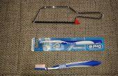 FrankenToothbrush : Tranche-et-dés Electro-Dental Hygiene
