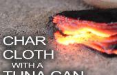 Comment faire le tissu Char avec une boîte de thon