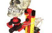 Hausse et filature Halloween Skull
