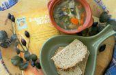 PANERA soupes quotidiens - conseils pour la congélation soupes maison
