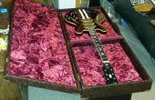 Étui à guitare personnalisée