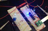 Fabrication de système de détection de couleur RGB à LED