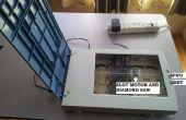Réorientation un vieux Scanner dans une scie de table