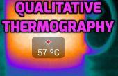 Base (Qualitative) utilisation d'une caméra thermique.