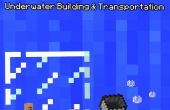 Minecraft : Transport sous-marin et Fort