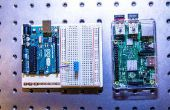 Station météo à l'aide de SAMIIO, Arduino et Raspberry Pi