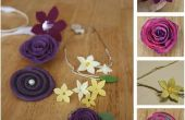 Électroniques bijoux Floral