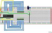 BRICOLAGE 8 x 8 LED Matrix avec contrôleur