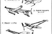 Bâtiment modèle avions