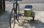 Construire un side-car vélo