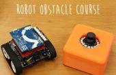 Course d'obstacles de Robot Qtechknow