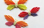 Autocollants Smiley bricolage papillon