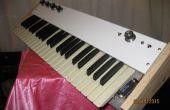 Ajouter les clés de l'un synthé Arduino le Hard Way-la Blacklord : l'orgue donneur projet partie 2