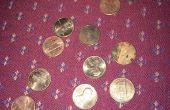 Polissage des centimes