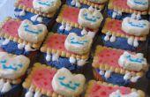 Arc en ciel Nyan Cat Cupcakes
