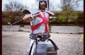 Comment faire « Silver Samurai » costume d'une merveille