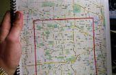 Faire une Map Book à l'aide de Google Maps