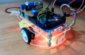 Arduino Bluetooth-Bot avec Android et LED