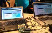 Utilizando em Cidades Inteligentes du para Monitorar Temperatura du o Intel Edison