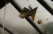 Origami poisson Mobile