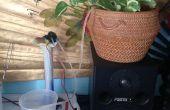 Votre petite plante d'intérieur en utilisant Arduino + pompe l'eau automatiquement