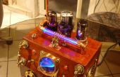 Steampunk radio mp3