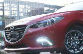 Installer des feux diurnes à LED Mazda 3