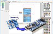 Scannez le Bus Arduino I2C pour les périphériques connectés I2C avec Visuino