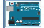 Arduino Uno en langage C de programme
