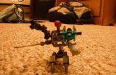 Comment faire un Lego Droid que ressemble un peu comme un centaure