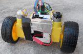 Bosse de capteur pour Robot Sumo