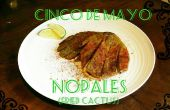 Cinco De Mayo Fried Cactus (Nopales)