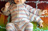 Costume de bébé heureux Mutant 3-Armed
