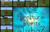 Meubles de Minecraft plante