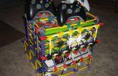 Xbox 360 console de jeu de contrôleur et de guide / stand magizine