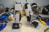 Faire le robot humanoïde