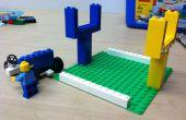 LEGO Instructable : Peinture Football côté ligne