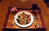 SQUID noir d'encre LINGUINE aux tomates fraîche CALIMARI & doux raisin rouge