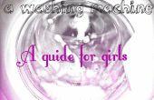 Comment installer une machine à laver (un guide pour les filles)