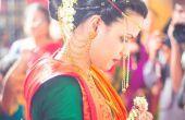 5 façons de préserver vos Saree (nuptiale)