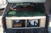 Convertir votre camion dans un camping car