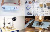 Construction d'une imprimante 3D