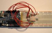Générateur de lettre aléatoire Arduino