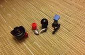 LEGO Mini combattants