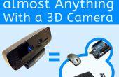 Comment contrôler presque n'importe quoi avec une caméra 3D (y compris votre Arduino)